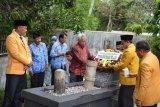 Dies Natalis ke 65 UNP, Rektor Prof Ganefri ziarah ke makam pendiri UNP di Tanah Datar