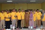 Ratusan calon pensiunan PNS Pemkab Lombok Utara berlatih kewirausahaan