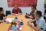 Tim gabungan intelijen Kejagung tangkap buronan kasus Bank Century di rumah makan