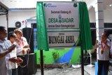 Desa Bungai Jaya di Kapuas terpilih sebagai desa sadar jaminan sosial ketenagakerjaan