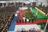 Universitas Halu Oleo mewisuda 1.990 lulusan