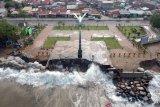 Monumen Merpati Perdamaian terancam ambruk, Dispar: perbaikan gunakan dana  bencana