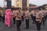 Kapolda Sumsel sambut 200  Brimob BKO amankan Jakarta