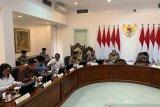 Presiden Jokowi minta reformasi besar-besaran di Kemendikbud dan Kemenag