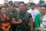Andika Perkasa nilai Kapolri terpilih bisa eratkan hubungan TNI-Polri