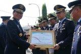 Rutan Makassar sabet tiga penghargaan pada Hari Dharma Karyadhika