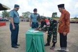 Danlanal Mataram menutup TMMD ke 106 Kodim Lombok Tengah