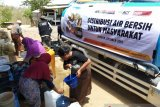 ACT-MRI menyalurkan air bersih untuk warga Lombok Barat