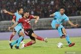 Hasil dan klasemen Liga 1, Bali United kokoh di pucuk