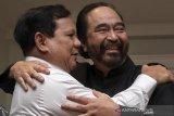 Surya Paloh tak kecewa Gerindra gabung pemerintah