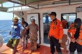 3 korban kecelakaan kapal berhasil diselamatkan SAR di perairan Pulau Kera