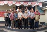 Polisi rangkul komunitas Ojek Jadi Mitra Kamtibmas