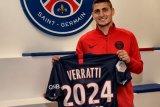 Marco Verratti teken perpanjangan kontrak dengan PSG