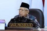 Wapres Ma'ruf Amin tunjuk 8 staf khusus