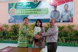 Kepala BPTP yang baru sampaikan komitmen pengembangan pertanian di Kalteng