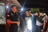 11 preman pasar diringkus polisi