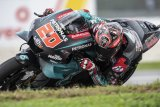 Quartararo klaim pole position GP Malaysia, Marc Marquez terjatuh