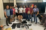 Polda Bali ringkus pencuri lintas provinsi