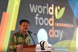 Hari pangan sedunia, Mentan ajak seluruh pihak majukan pertanian