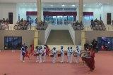 Lomba Marching Band Hari Jadi Minahasa