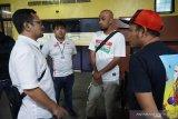 Jenazah pebalap muda Indonesia Afridza di Hospital Kuala Lumpur