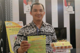 Lampung pamerkan telur herbal kualitas organik pada HPS di Sultra