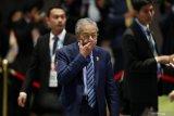 Tun Mahathir Mohamad mundur sebagai Perdana Menteri Malaysia