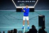 Djokovic juara Paris Masters untuk kelima kalinya
