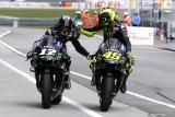 Maverick Vinales ungguli Rossi untuk puncaki FP1 Grand Prix Andalusia