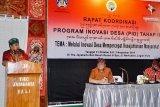 Pendamping desa berperan sukseskan Program Inovasi Desa
