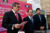 Yasonna bertemu Menteri Kehakiman Laos minta WNI tak dihukum mati