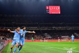 Butuh wakti 30 tahun, Lazio kalahkan Milan