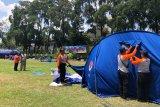 KTB Yogyakarta adu kecepatan dan ketangkasan mendirikan tenda