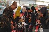 Jumlah pengunjung pameran Hari Pangan Sedunia mencapai 82.975 orang