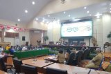 Banggar DPRD-TAPD Manado mulai bahas KUA-PPAS 2020