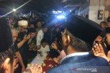 Jenazah pembalap nasional Afridza Syach Munandar dimakamkan di Kota Tasikmalaya