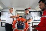 Jasa Raharja bantu sarana keselamatan di Pelabuhan Tanjung Mas