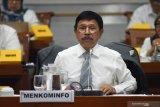 'Keseleo' lidah, Johnny G. Plate hasilkan 6 kesepakatan saat raker Komisi I DPR