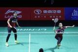 Della/Rizki tumbang di tangan unggulan keempat  Fuzhou China Open