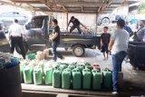 Polres Minahasa mengungkap 86 kasus selama Operasi Pekat