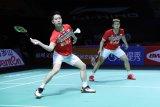 Berikut laga final  Fuzhou China 0pen 2019