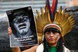 Merasa terancam punah, kelompok pribumi Amazon minta sumbangan perangi COVID-19