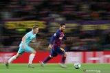 Barcelona loyo,  ditahan imbang 0-0 kontra Slavia Praha