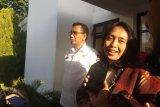 Bintang Puspayoga berkunjung ke SoE, untuk pertama kalinya