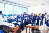 BNN sosialisasi bahaya narkoba kepada pelajar SMPN 11 Kendari