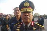 Hari ini, Penyerahan panji Polri dari Tito ke Idham