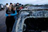 Sebanyak 14 orang tak bernyawa ditemukan di Meksiko saat kekerasan melonjak
