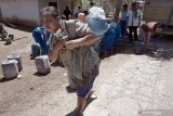 BPBD Gunung Kidul memprediksi warga terdampak kekeringan 101.181 jiwa