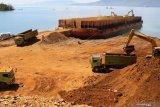 Penambang khawatirkan larangan dampak  ekspor bijih nikel
