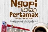 Pertamina adakan minum kopi gratis di sepuluh SPBU Lampung